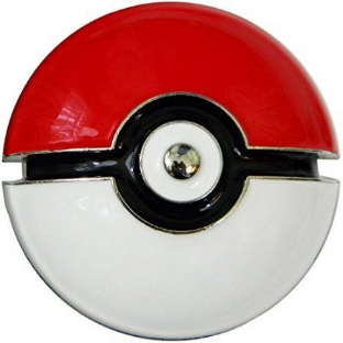 Pokemon 'Pokeball' Belt Buckle